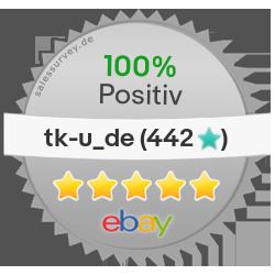 Auktionen und Bewertungen von tk-u_de