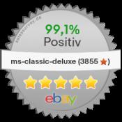 Auktionen und Bewertungen von ms-classic-deluxe