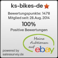 Auktionen und Bewertungen von ks-bikes-de