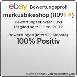 Auktionen und Bewertungen von markusbikeshop