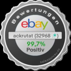 Auktionen und Bewertungen von ackrutat
