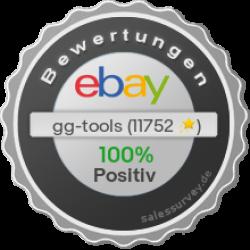 Auktionen und Bewertungen von gg-tools