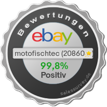 Kauferfahrung: Unser Verkauf auf Ebay Händler Motofischtec