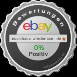 Auktionen und Bewertungen von musikhaus-wiedemann-de
