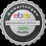 Auktionen und Bewertungen von steinbocklauf