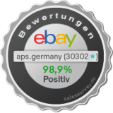 Auktionen und Bewertungen von aps.germany