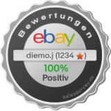Auktionen und Bewertungen von diemo.j
