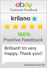 Auctions and feedback of krilano
